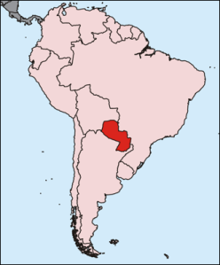 Paraguay is in South America - Wikimedia Commons