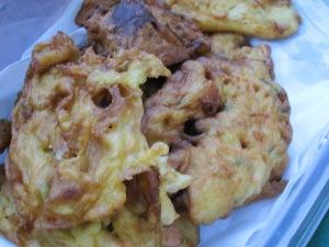 Tortillas Paraguayas