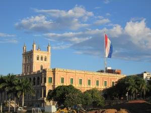 President's Palace, Asunción