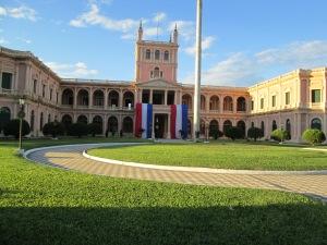 Paraguayan Presidential Palace